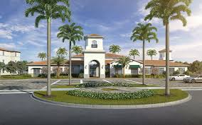 Rendering of the Residences at University VIllage Estero