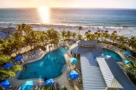 Naples Beach Hotel and Golf Club Naples FL Aerial View