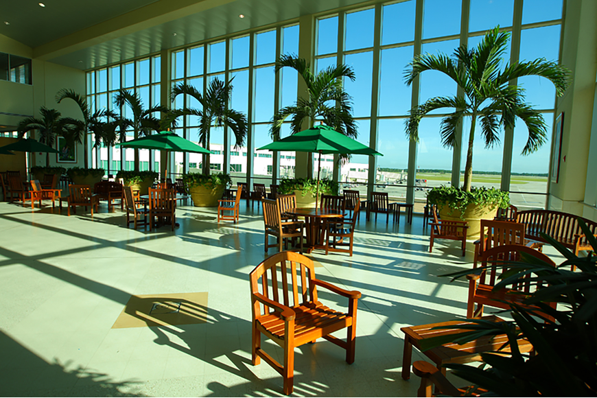 Fort Myers International Airport Passenger Terminal