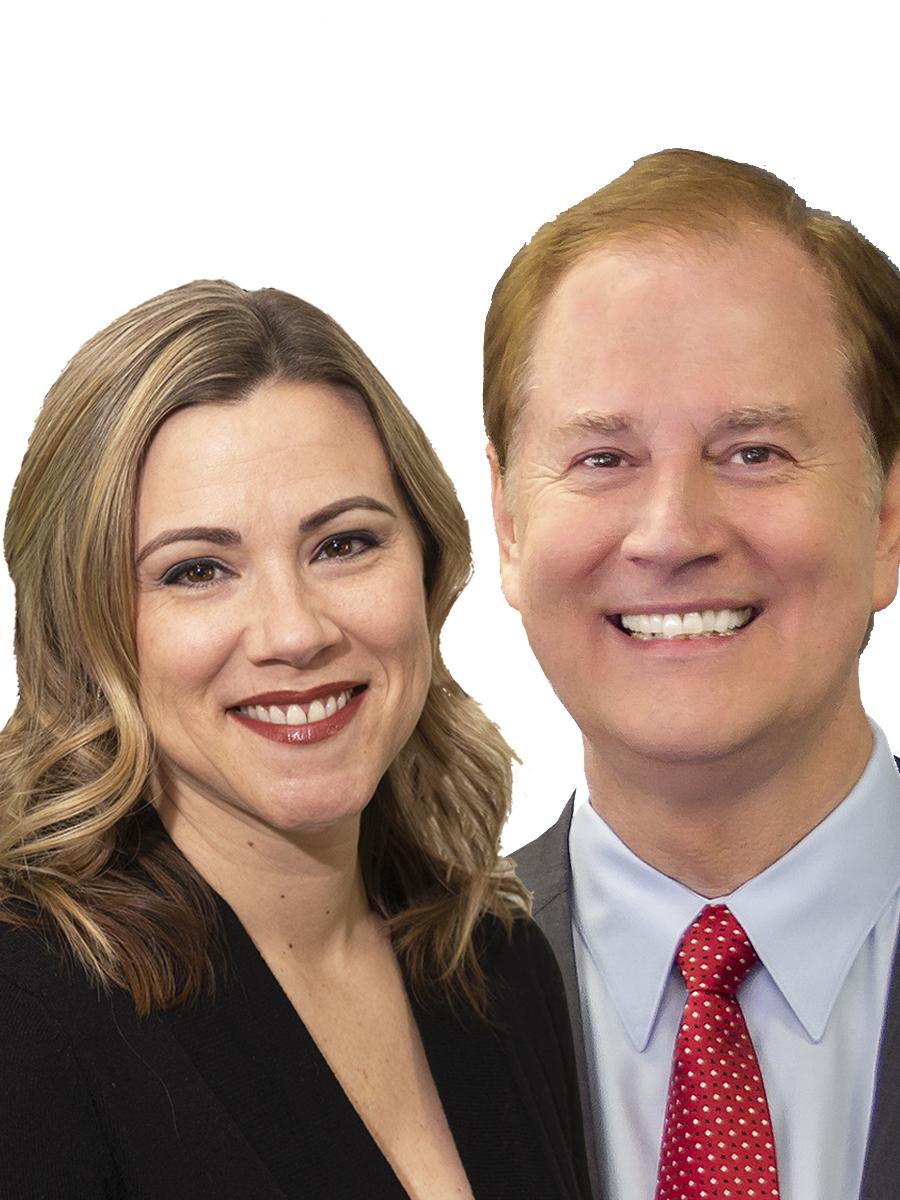 Jim Basquette &  Jill Johnson