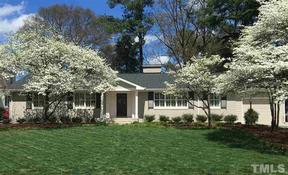Single Family Home Sold: 1104 Westmoreland Drive