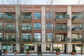 Condo/Townhouse Sold: 847 W Monroe St  #4A