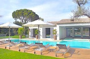 Saint Tropez OT Single Family Home For Rent: $18,000 Euros/ week