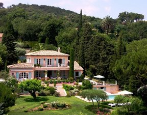 Saint Tropez OT Single Family Home For Rent: $30,000 € / 2weeks