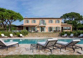 Single Family Home For Rent: Saint Tropez center