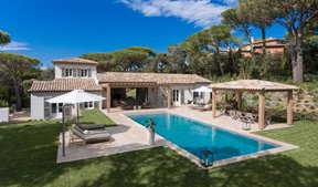 Saint Tropez OT Single Family Home For Rent: $0 From €30000/Week