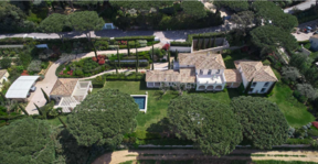 Saint Tropez OT Single Family Home For Sale: $22,230,000 (19.8M€)