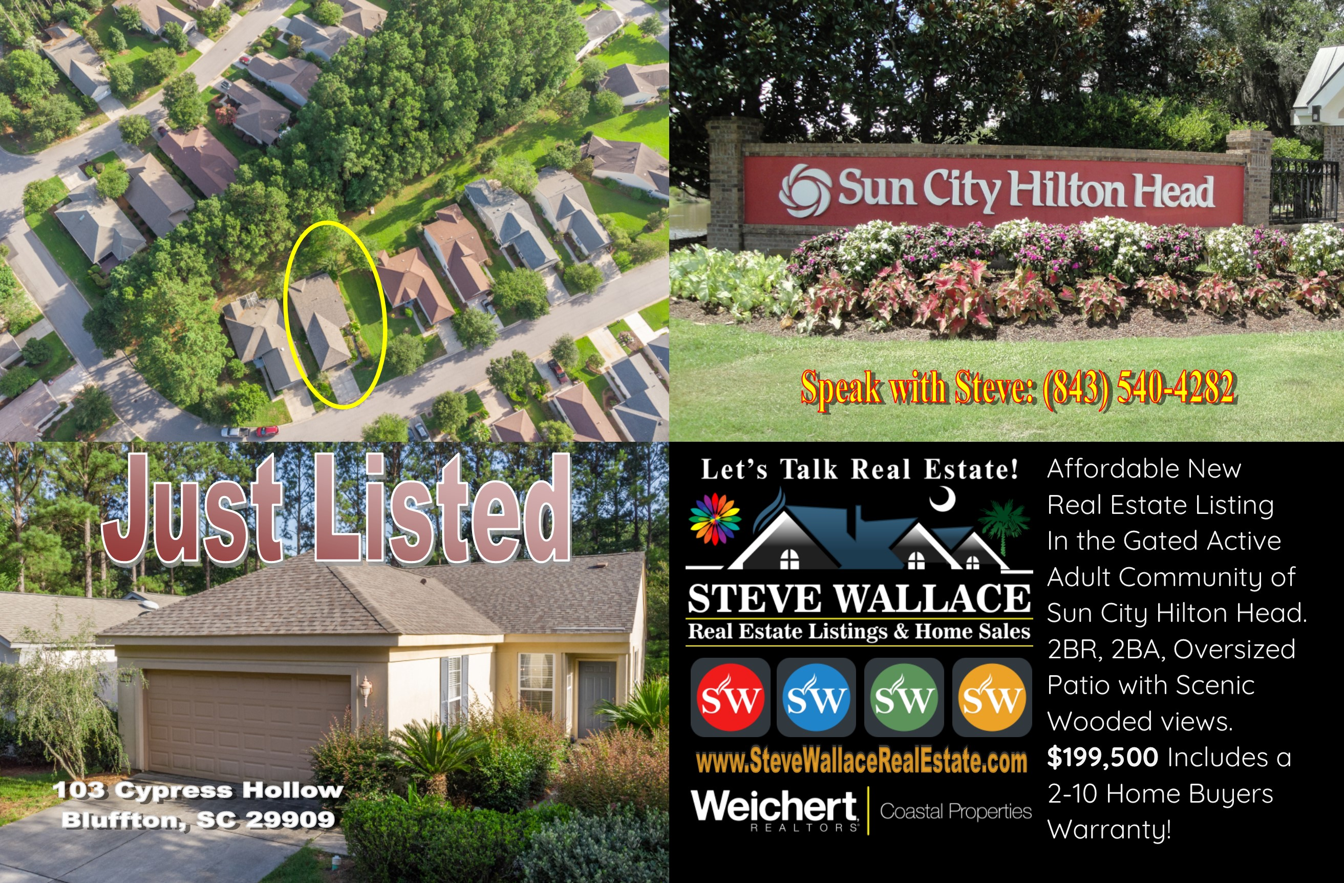 Sun City Hilton Head, Just Listed, Homes for Sale, Okatie, SC, Bluffton, Real Estate