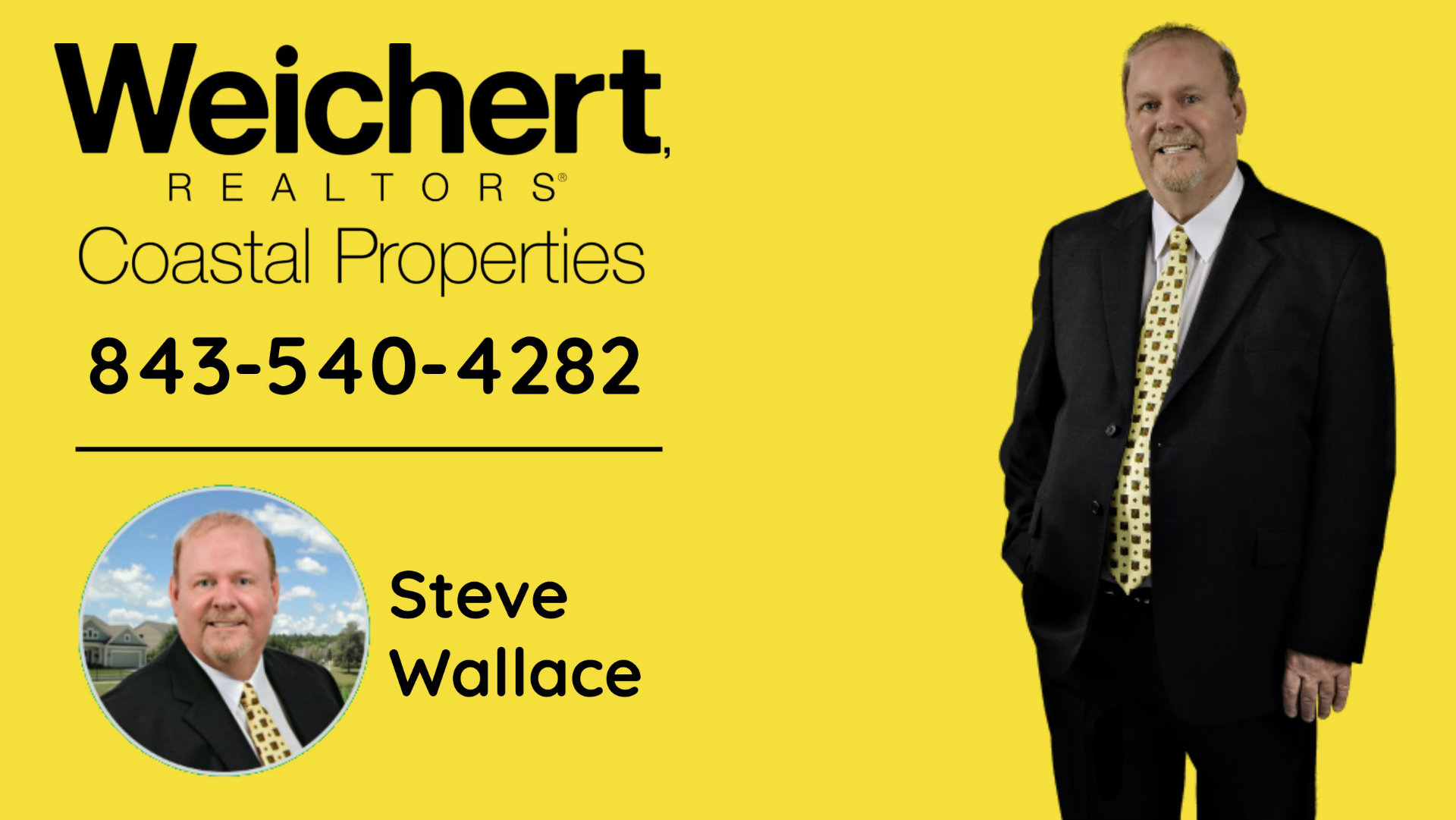 List Your Bluffton SC Home for Sale, Sell Your House, Steve Wallace, Weichert, Realtors