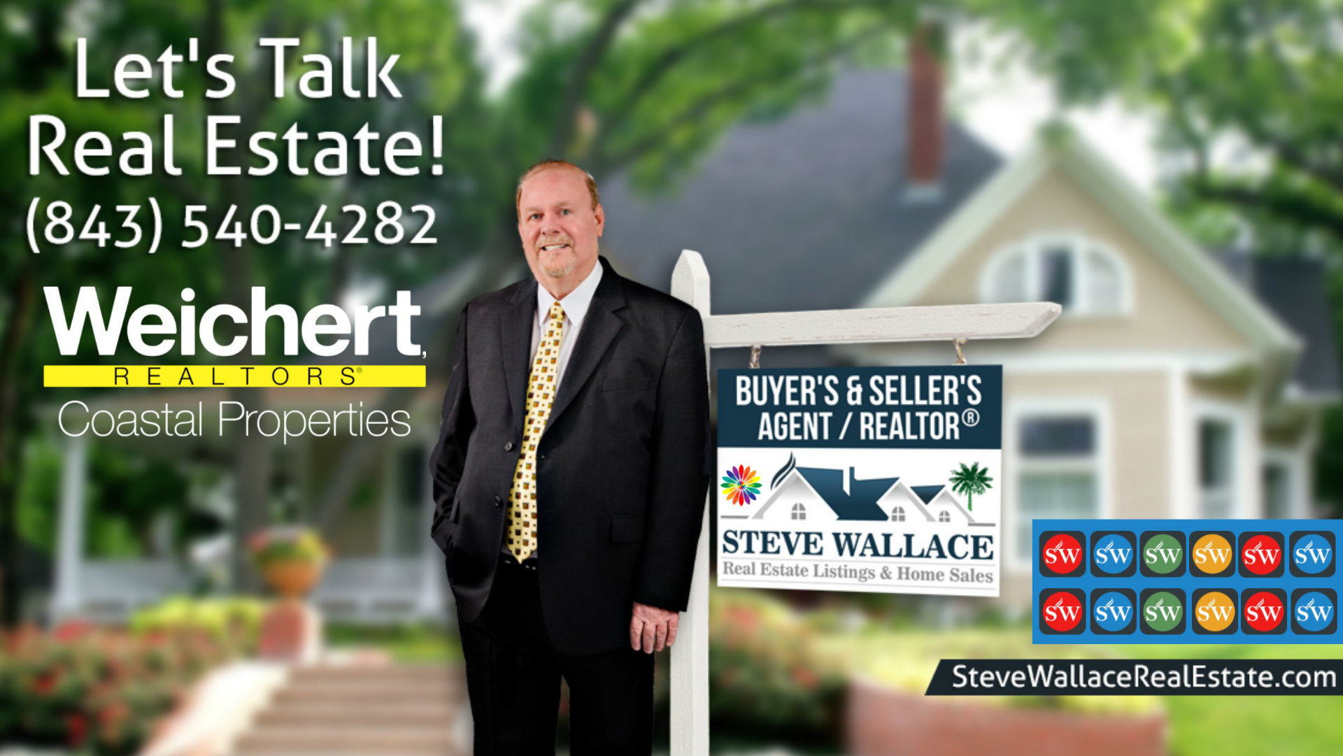 Call, Real Estate Agent, Realtor, Based in Bluffton, SC, Let's talk real estate
