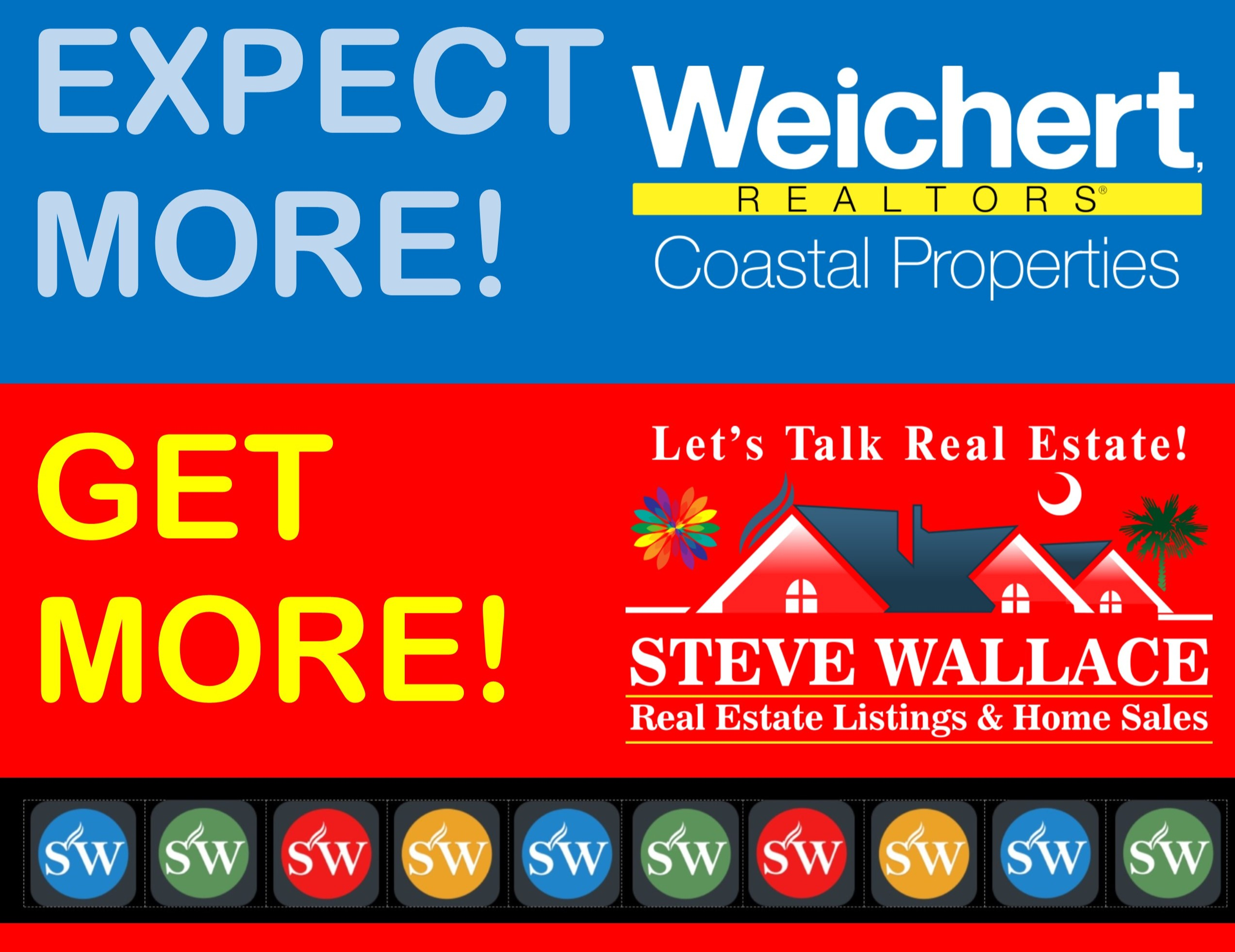 Expect More, Get More, Bluffton SC Real Estate, Realty, Services, Sell, Selling Homes