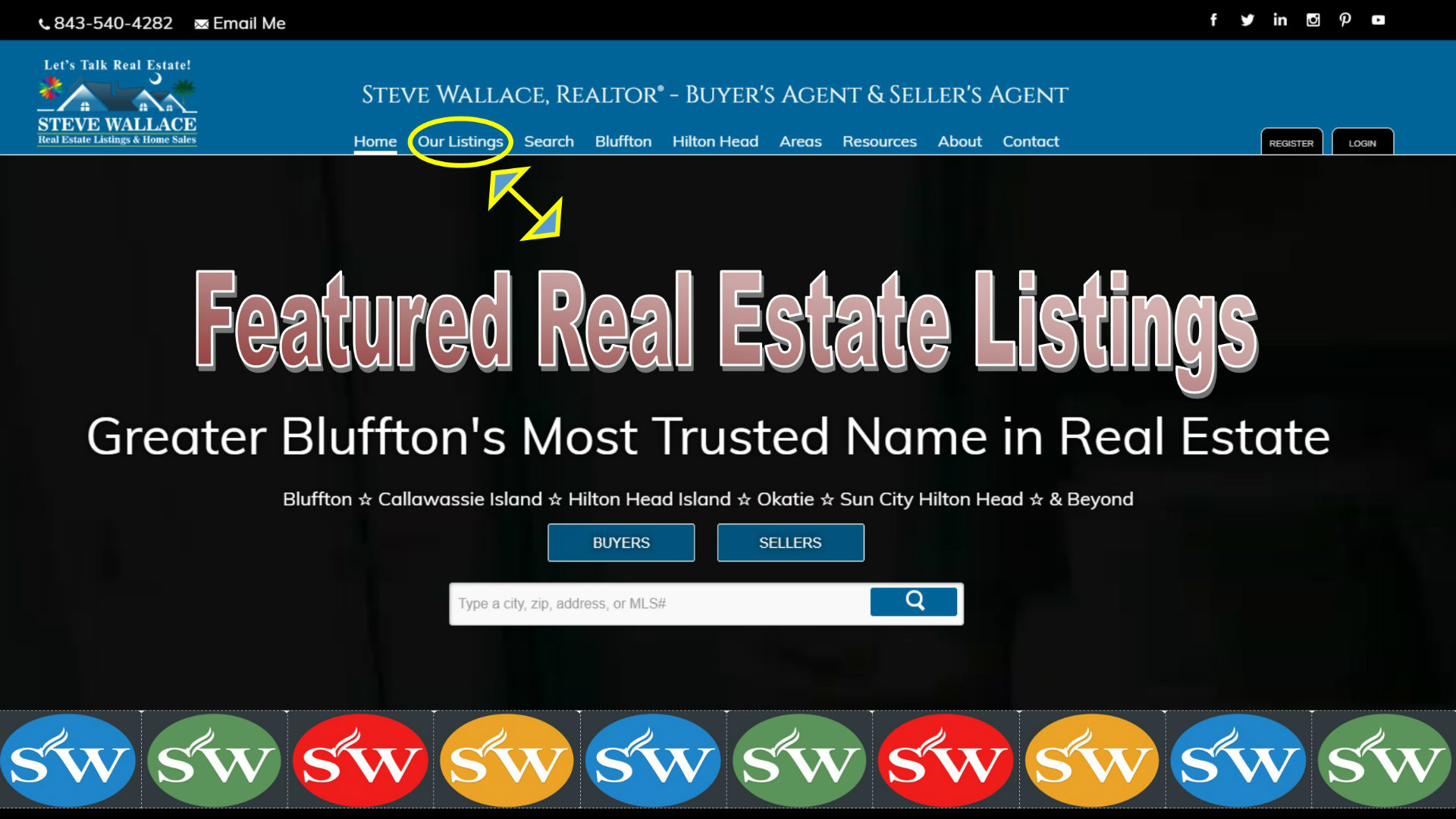 featured listings, Greater Bluffton, SC, South Carolina, Real Estate, Homes for Sale