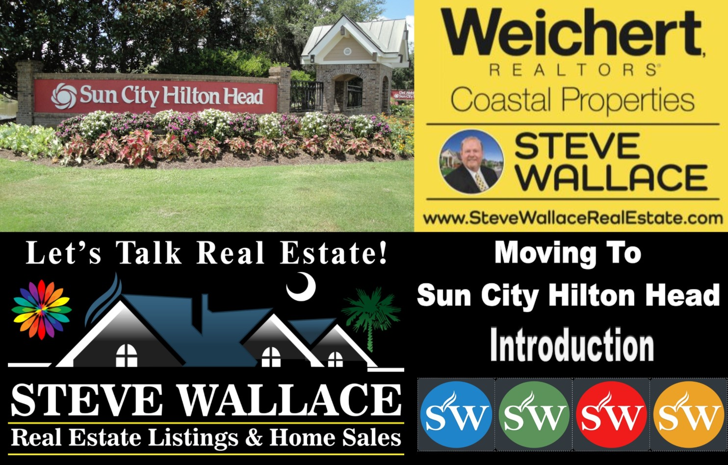 Moving to, Sun City Hilton Head, Blog, Introduction, Steve Wallace Real Estate