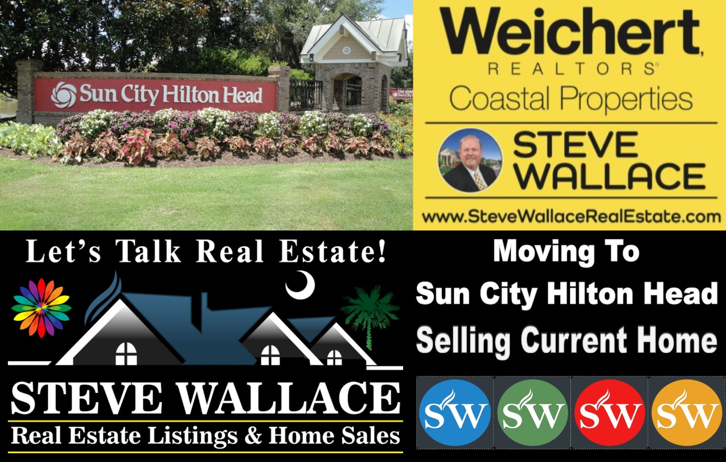 Moving to, Sun City Hilton Head, Selling, Home, Current Residence, Agentiers