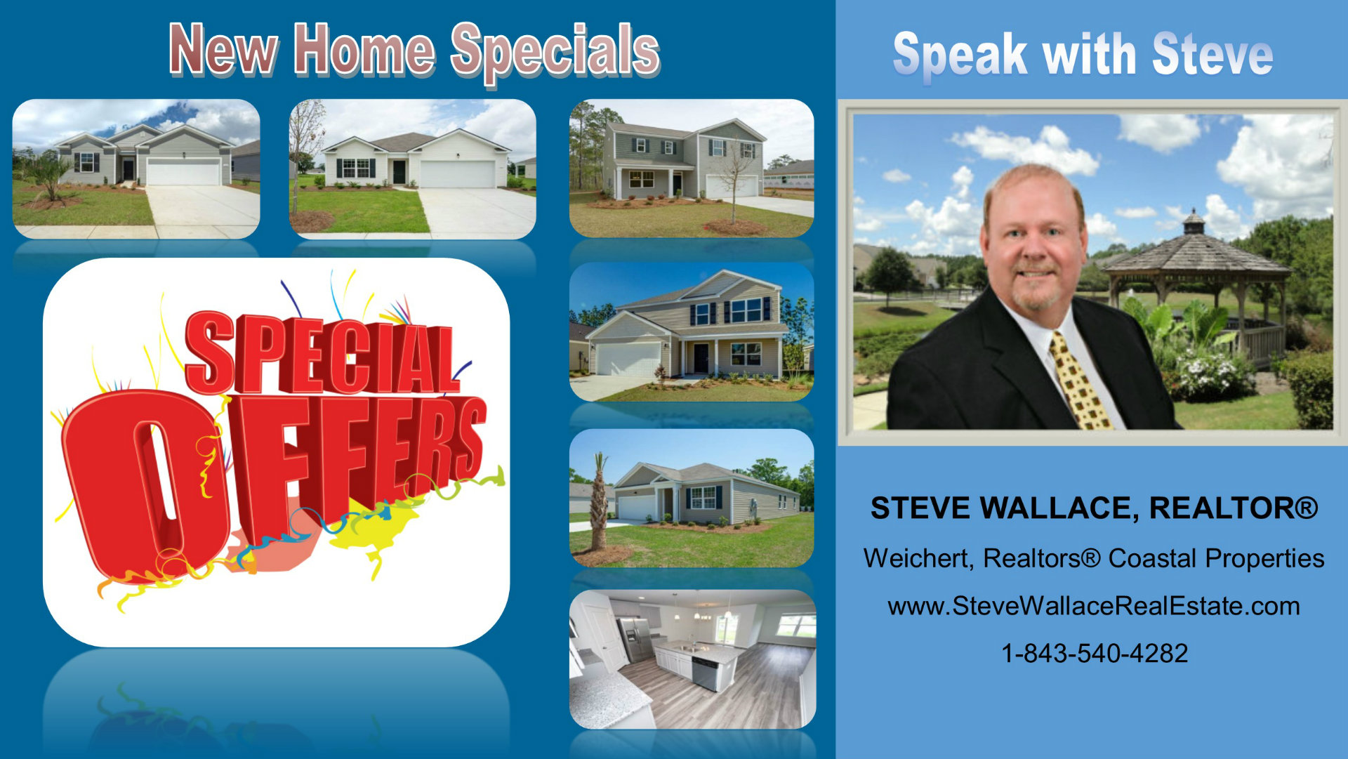 New, Bluffton, SC, Housing Inventory, Real Estate, Home, Specials