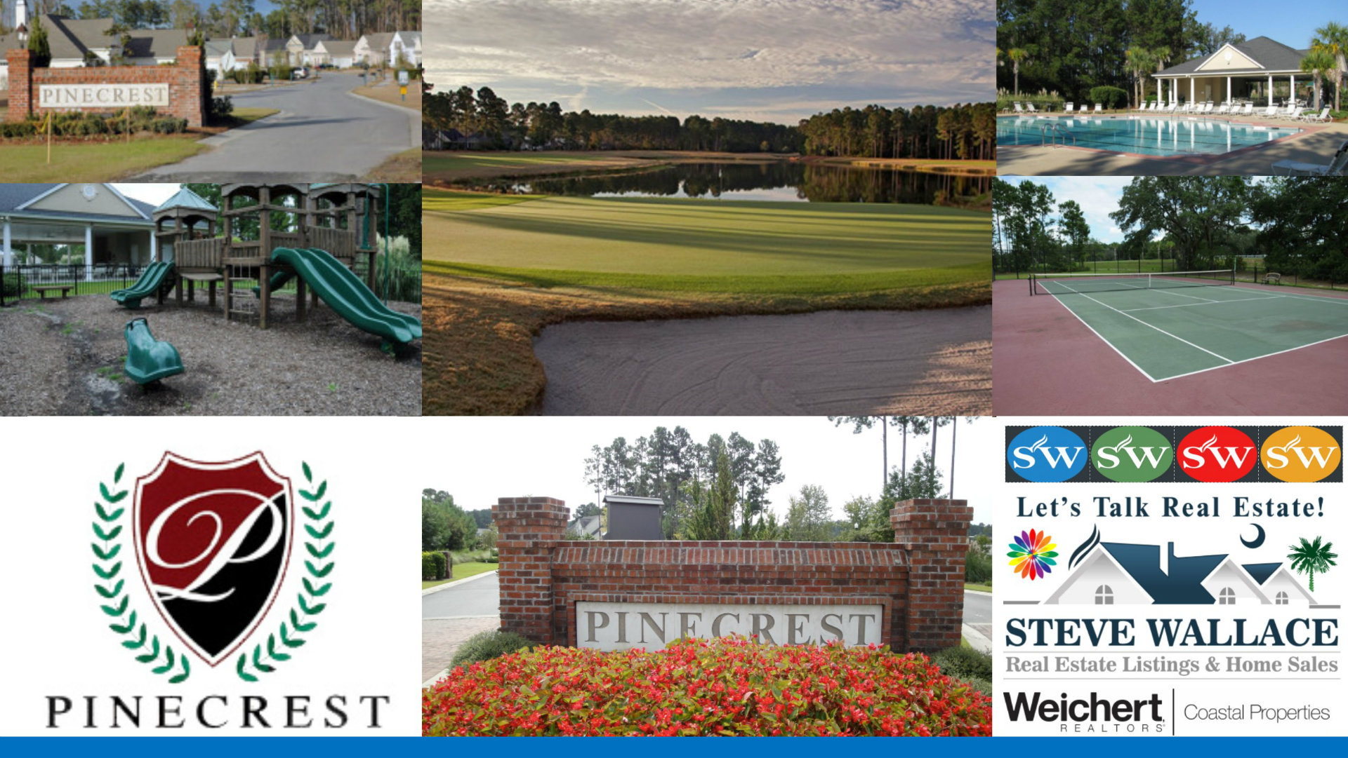 Pinecrest, Homes, For Sale, Real Estate, Bluffton, SC