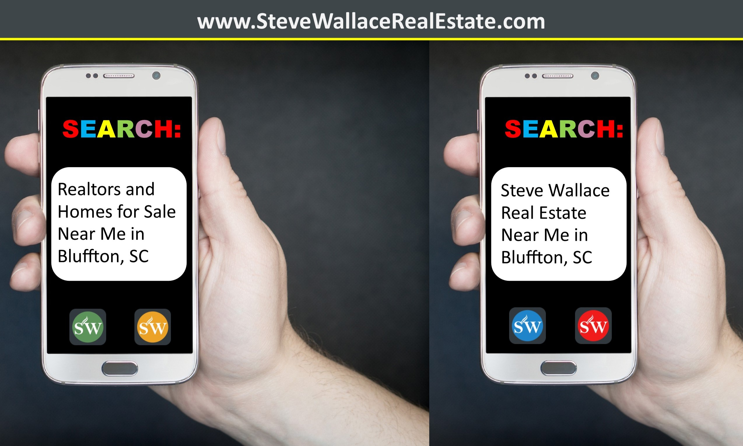 Realtors, Real Estate, Brokerage, Agents, Homes for Sale, Near Me, Bluffton, SC, Realty