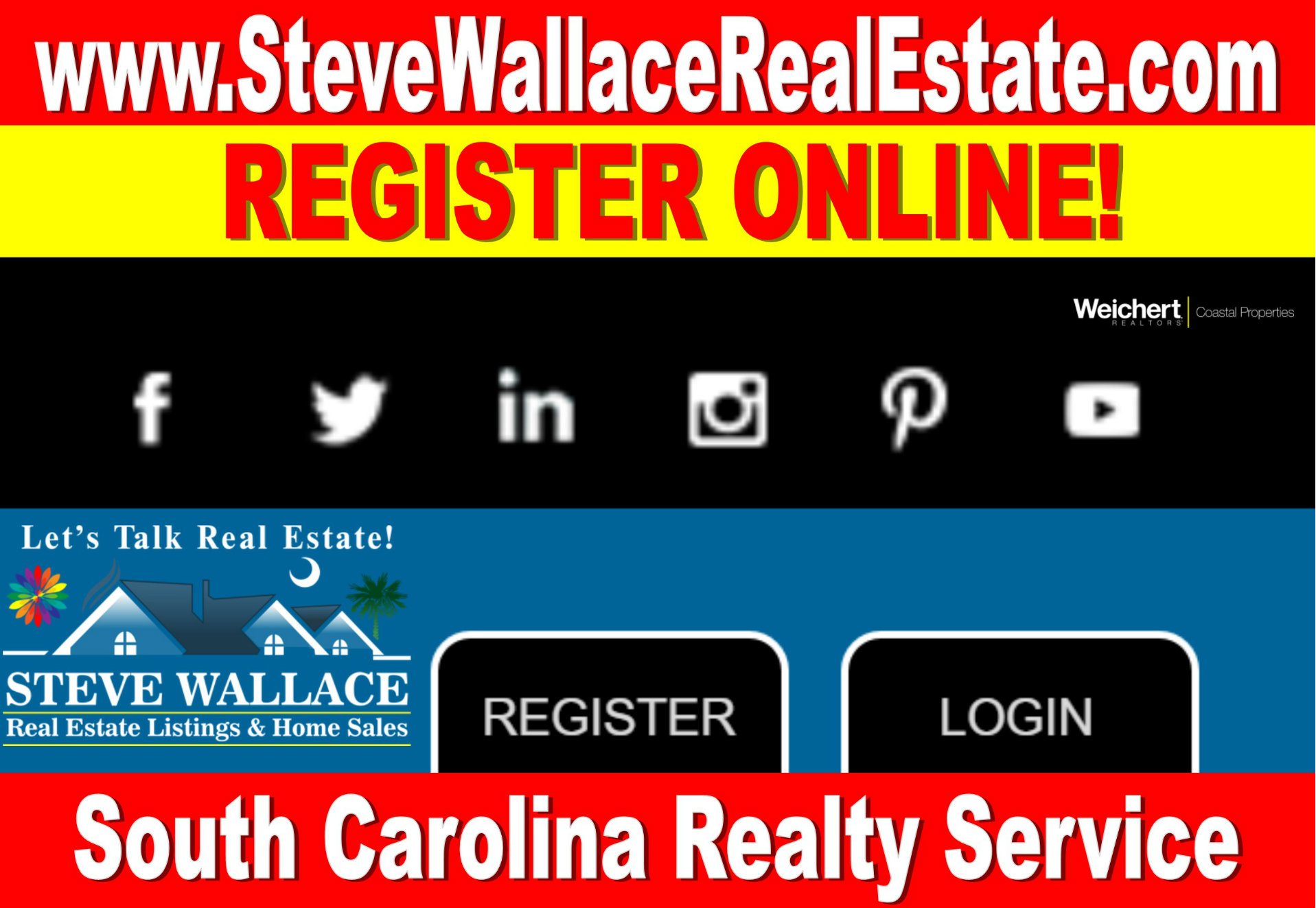Register, Greater, Bluffton, SC, Real Estate, Homes, Steve Wallace