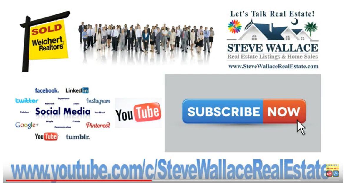 Steve Wallace, Sun City Hilton Head, Real Estate, Youtube, Channel