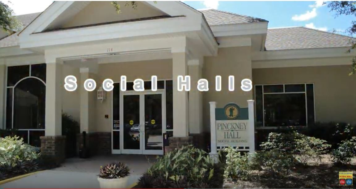 Sun City Hilton Head, Social Hall, Lectures, Discussion, Pinckney Hall