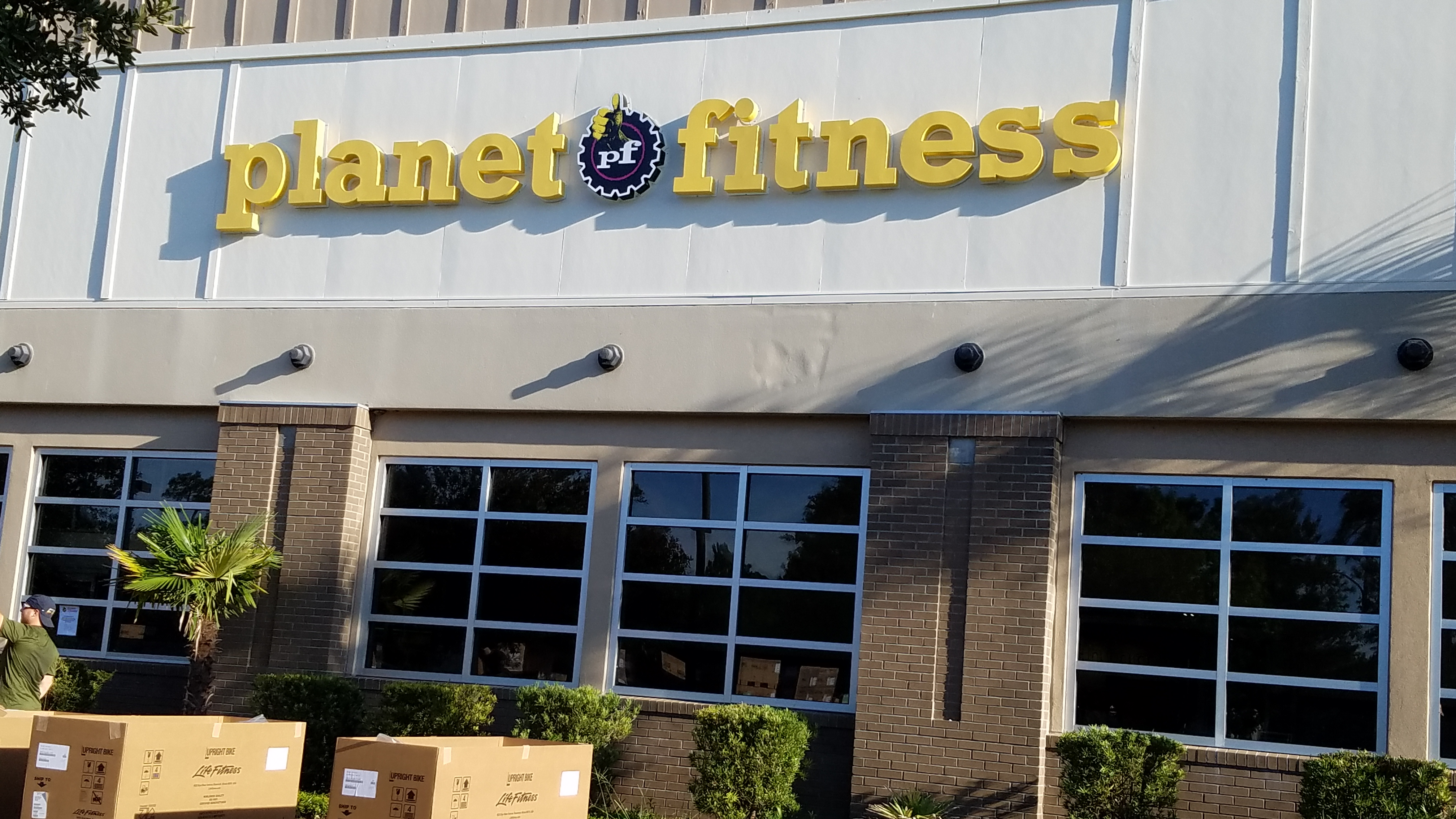 bluffton's planet fitness