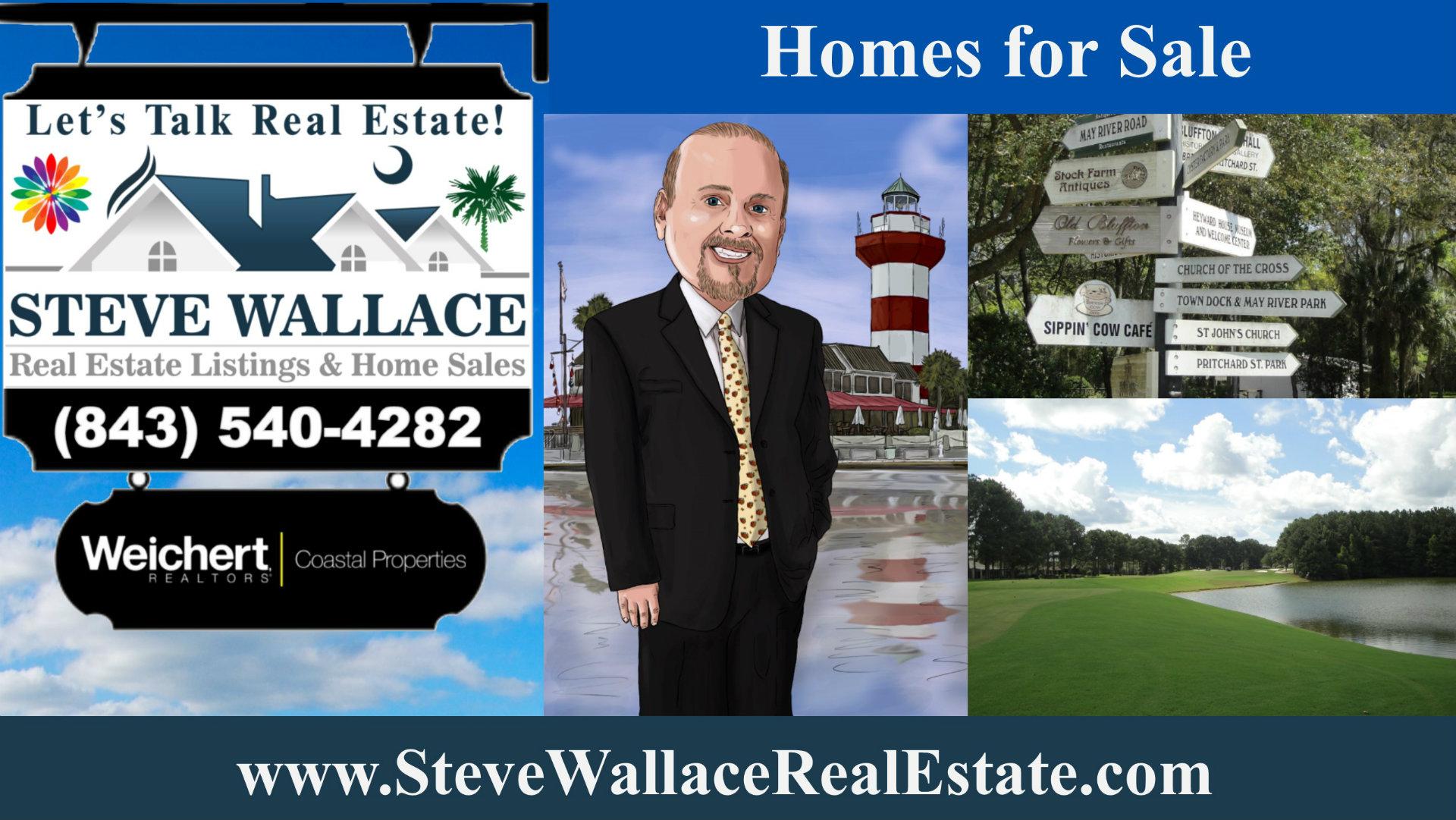 steve wallace sells bluffton, sun city, hilton head island, callawassie, okatie