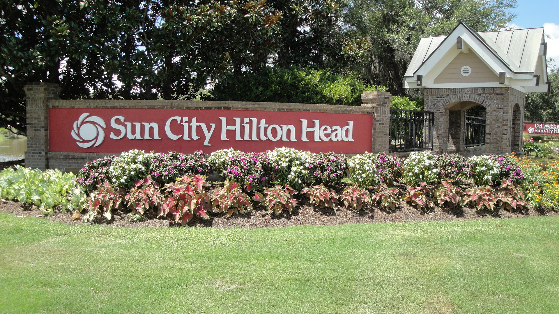 streets in sun city hilton head, bluffton, sc, homes