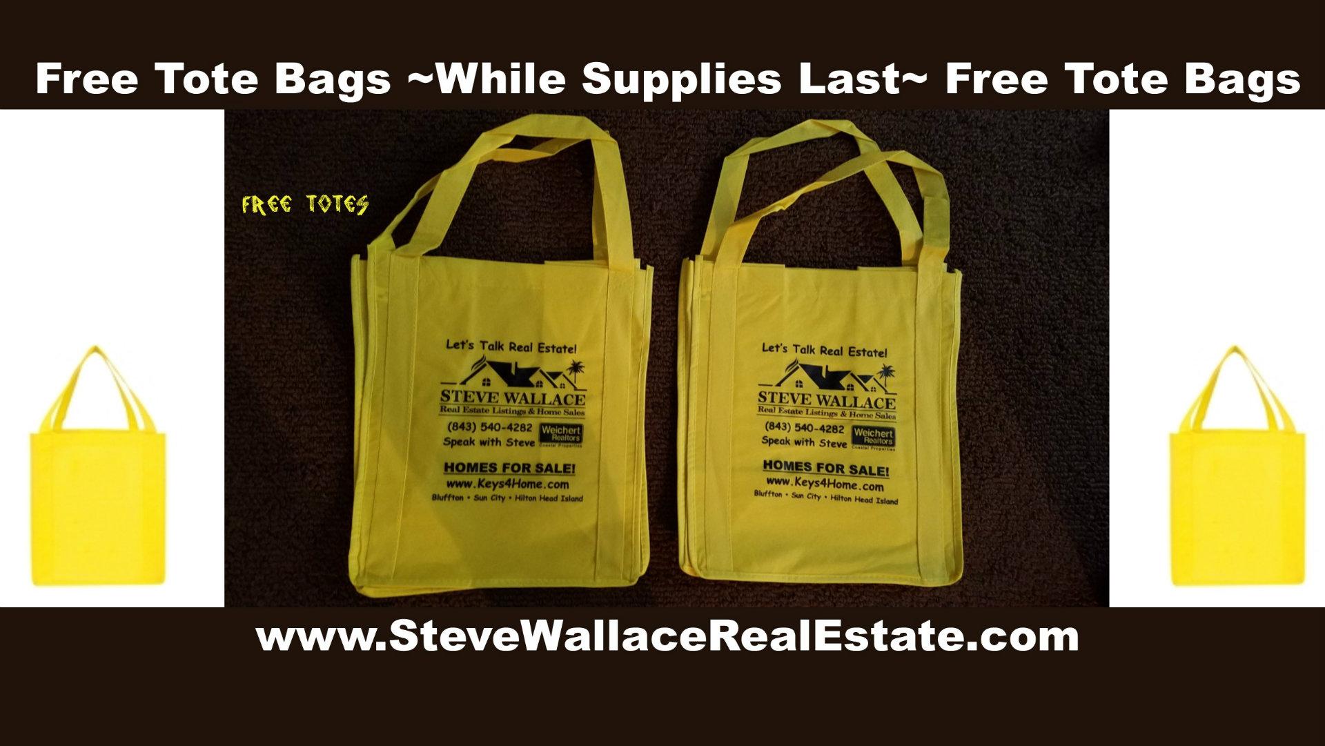 single use, plastic bag ban, bluffton, sc, environment, reusable, free, tote bag
