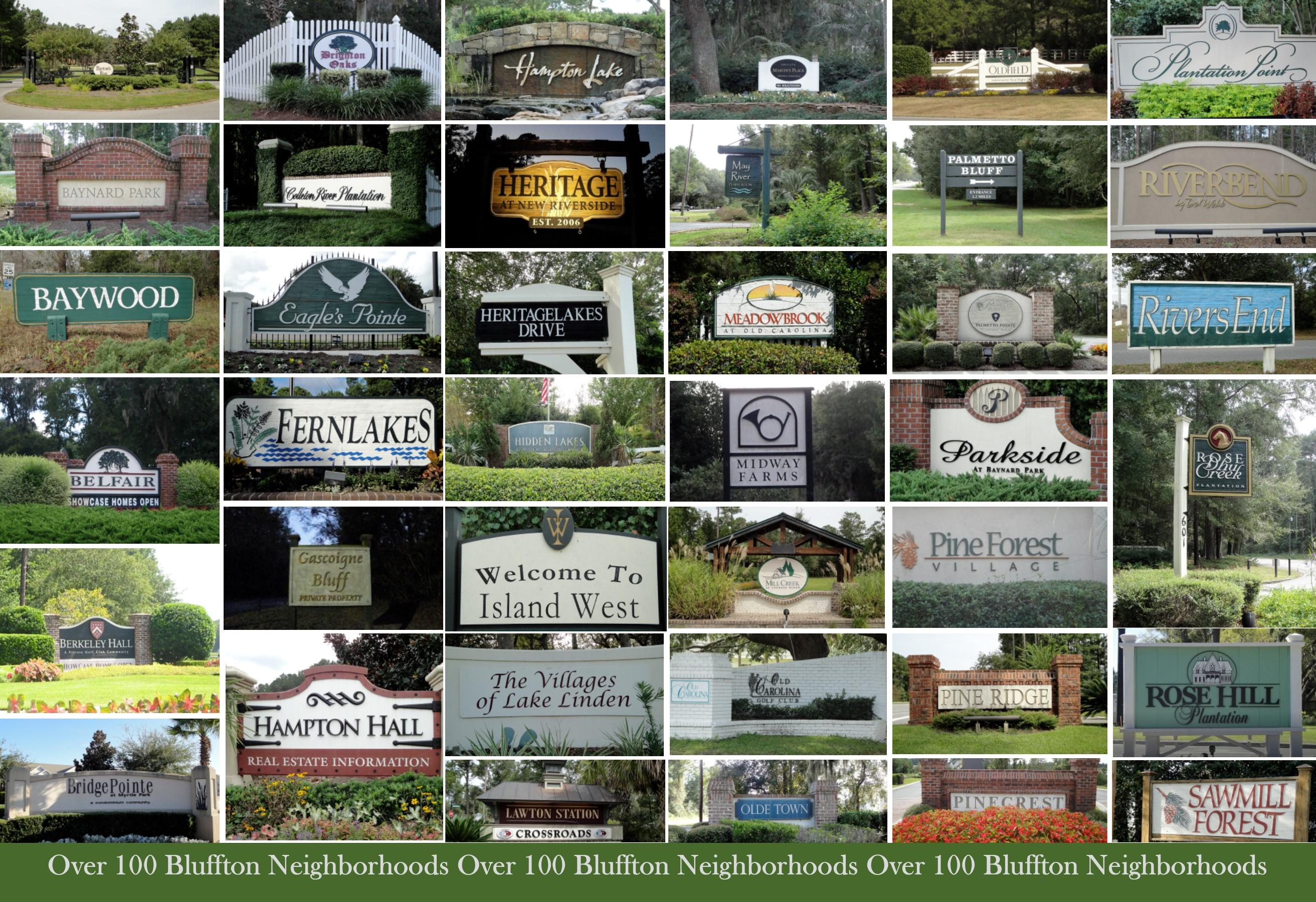 Bluffton SC, real estate, area, homes for sale, neighborhoods, plantations, gated communities
