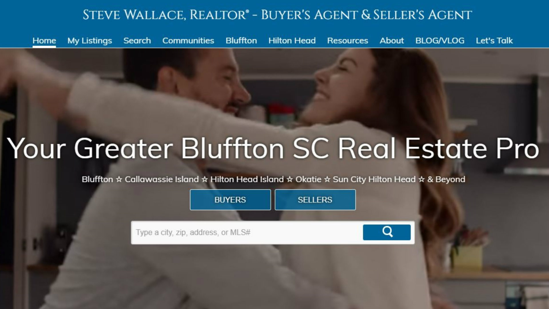 bluffton sc homes for sale, steve wallace, real estate