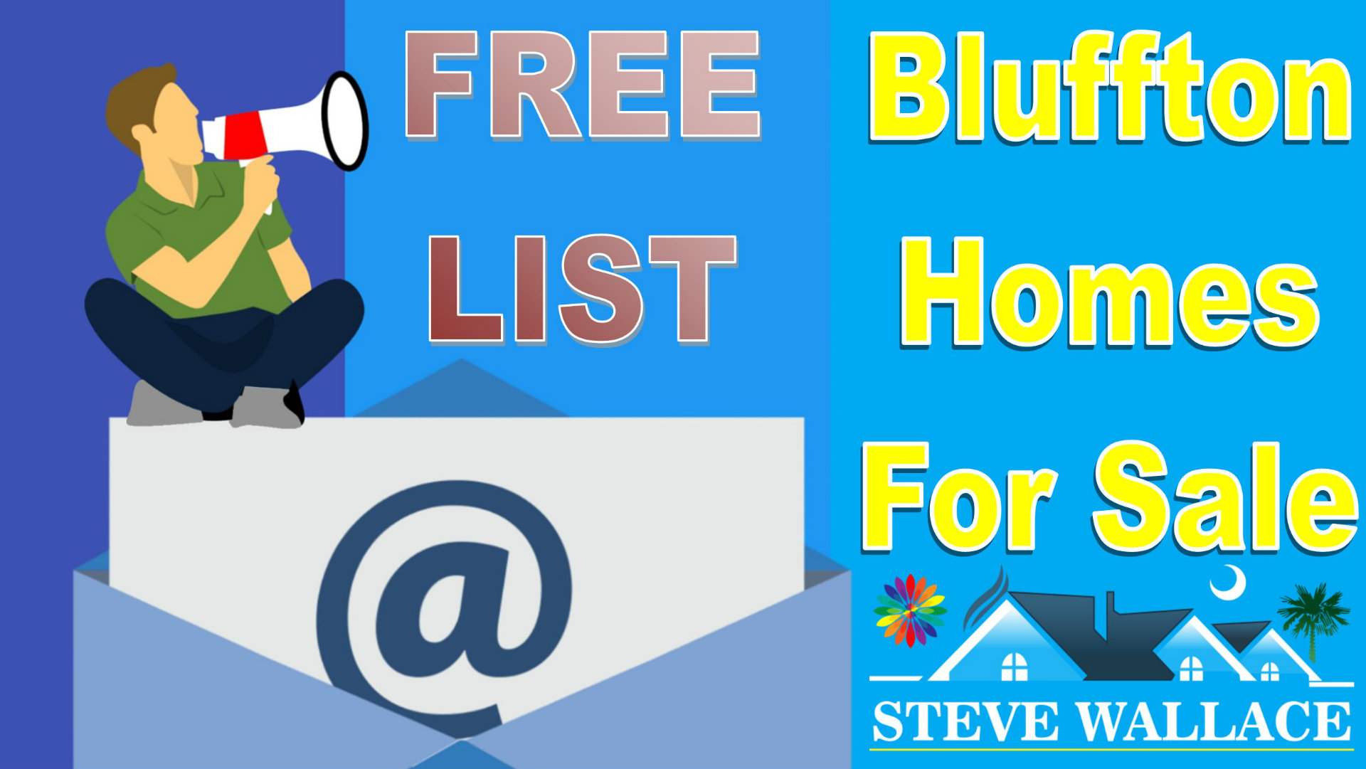 Free List, Bluffton Homes for Sale, Bluffton Real Estate