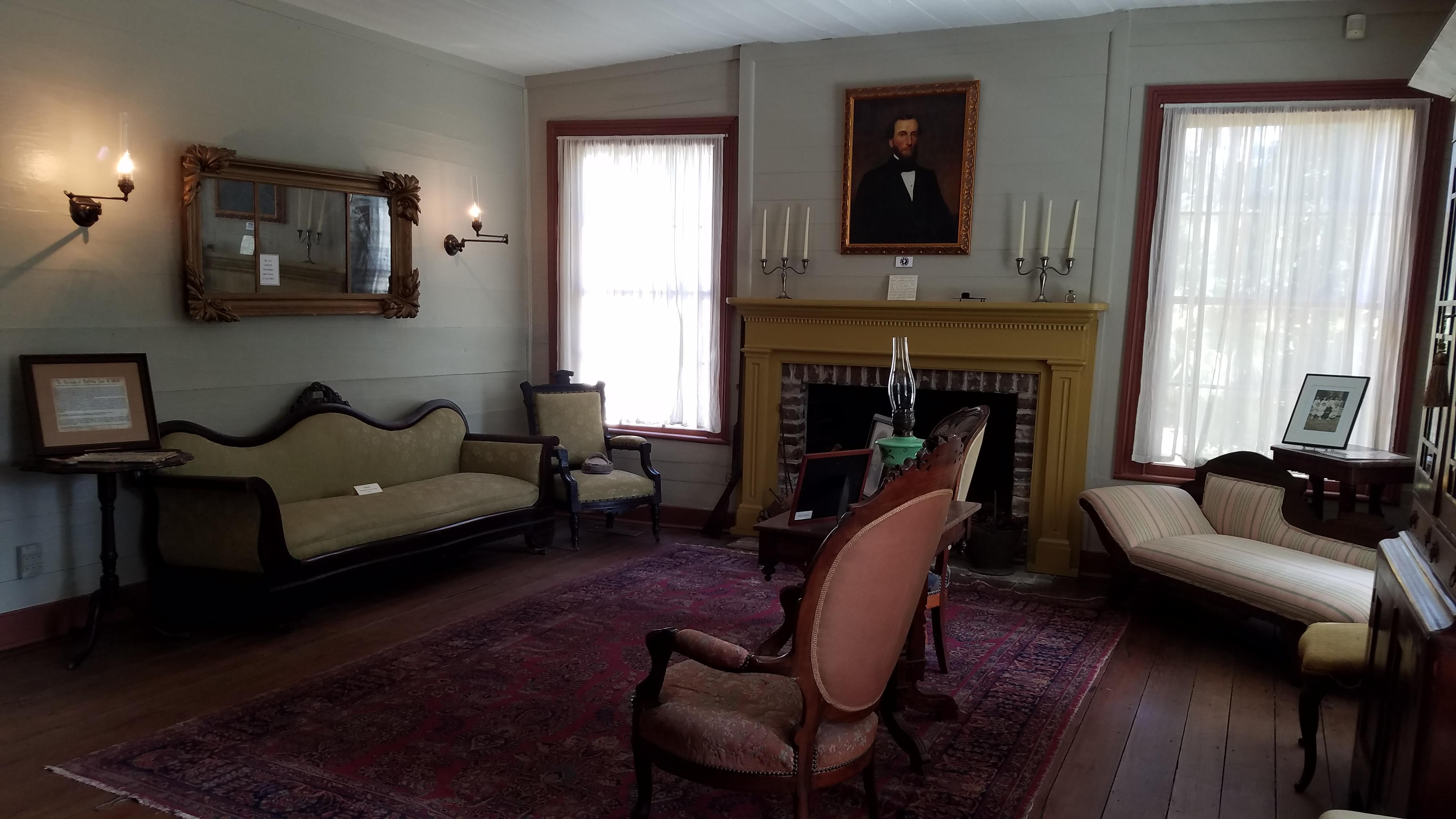 Heyward House, Museum, Welcome Center, Bluffton, South Carolina, Steve Wallace
