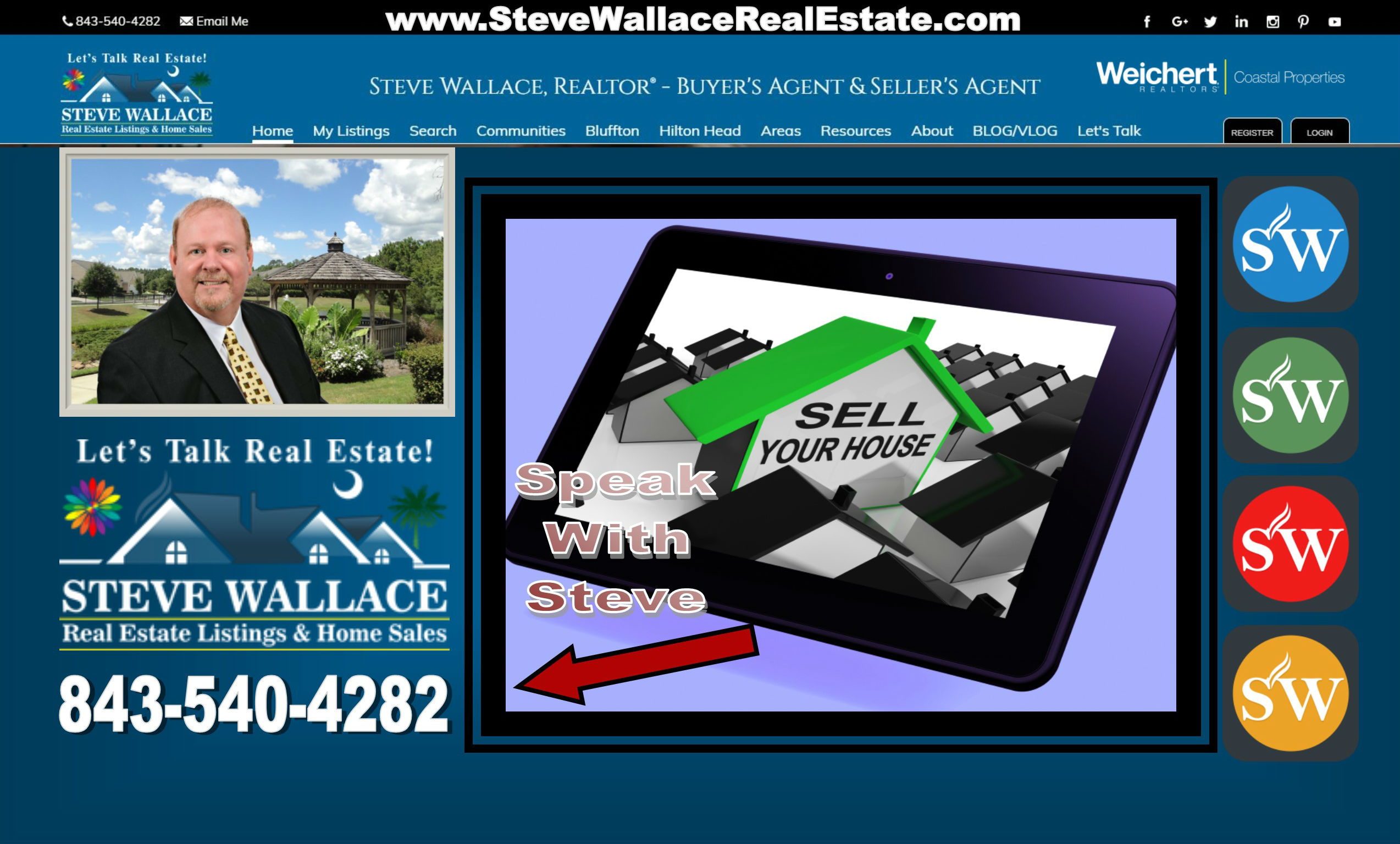 Selling, Bluffton Houses, South Carolina, Real Estate, Sell Your Home
