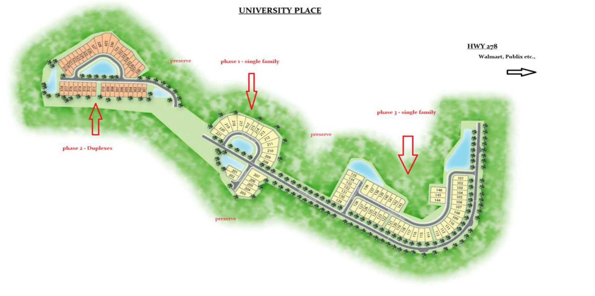 University Place, Affordable, New Homes, Bluffton, SC