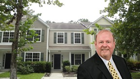 Condo/Townhouse Sold: 421 Gardners Circle