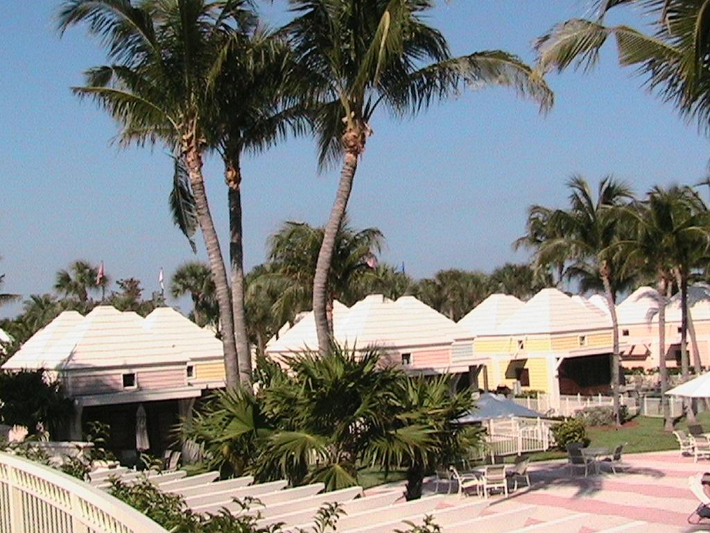 View of Cabanas