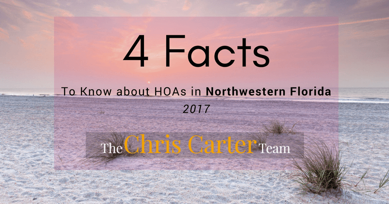 4 facts to know about HOAs in NW Florida
