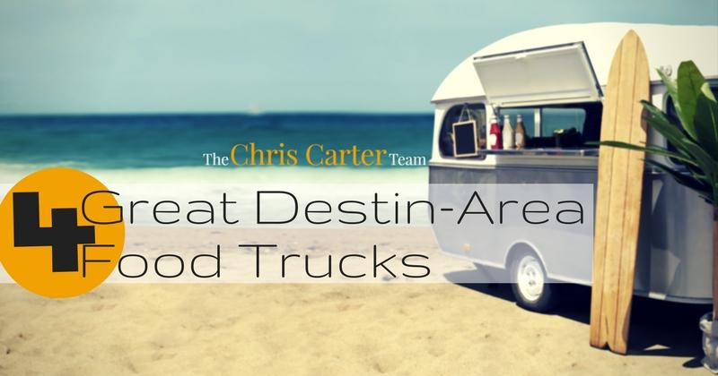 4 great destin-area food trucks