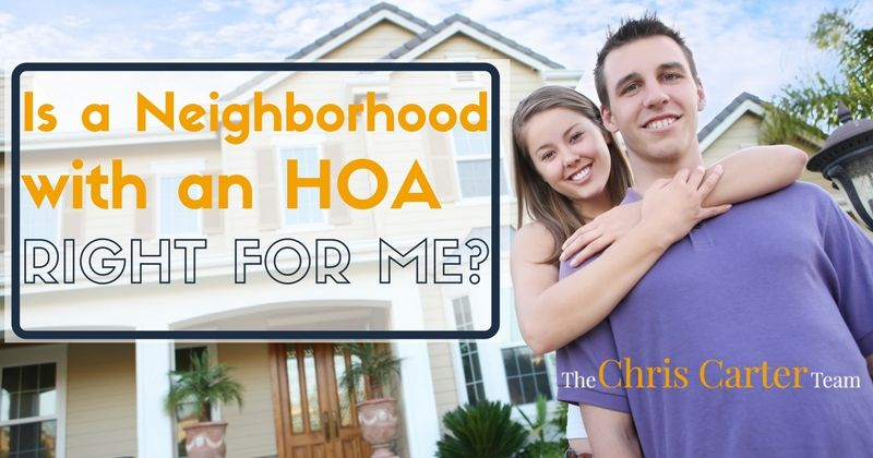 is a neighborhood with an HOA right for me