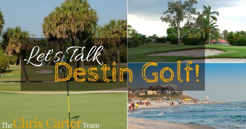 let's talk destin golf
