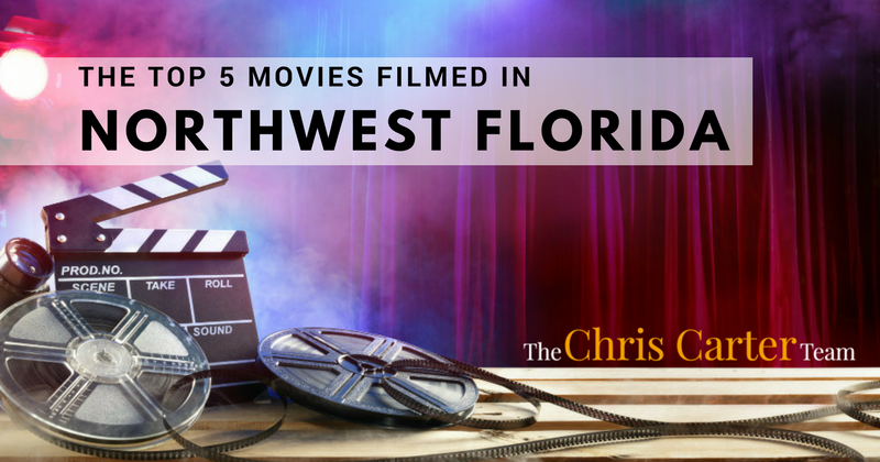 the top 5 movies filmed in northwest florida