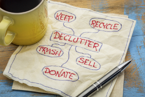 Declutter Before Your Move To Florida