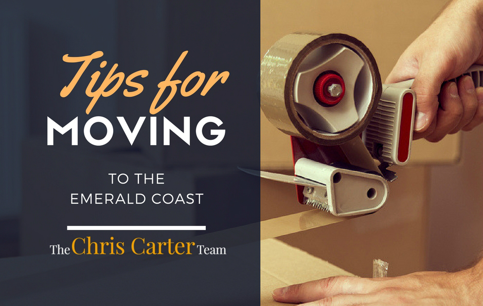 Tips For Moving To The Emerald Coast