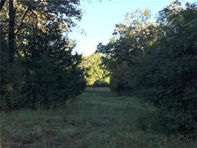 Residential Lots & Land Sold: N/a Fm 3285
