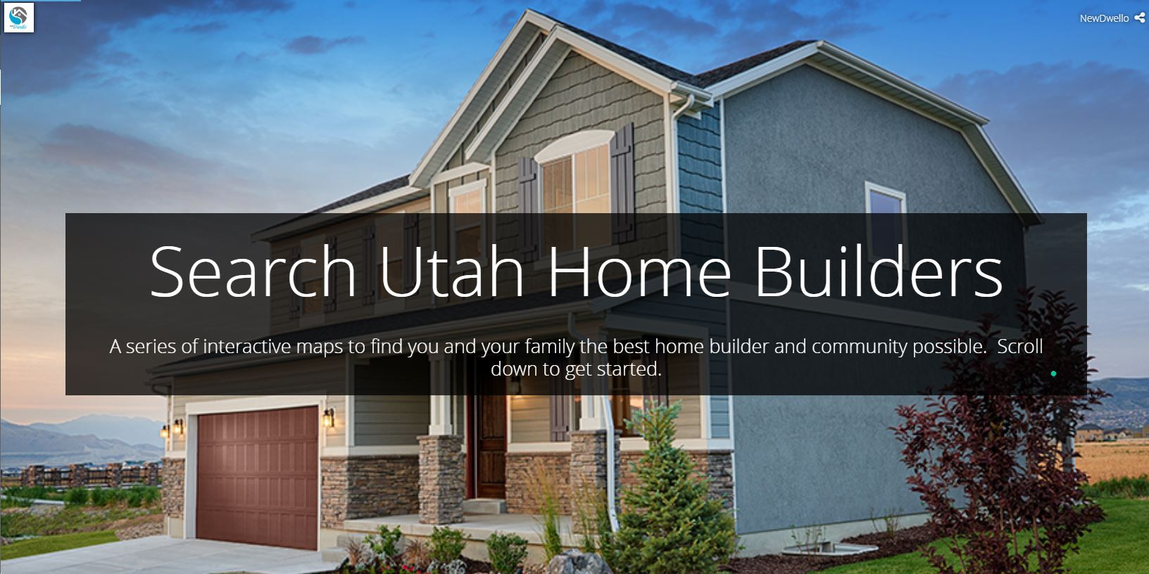 Looking for New Home Builders in Northern Utah? Interactive ... on home map plan, home map design, home plan search, home new construction, home employment search, home finder by map,
