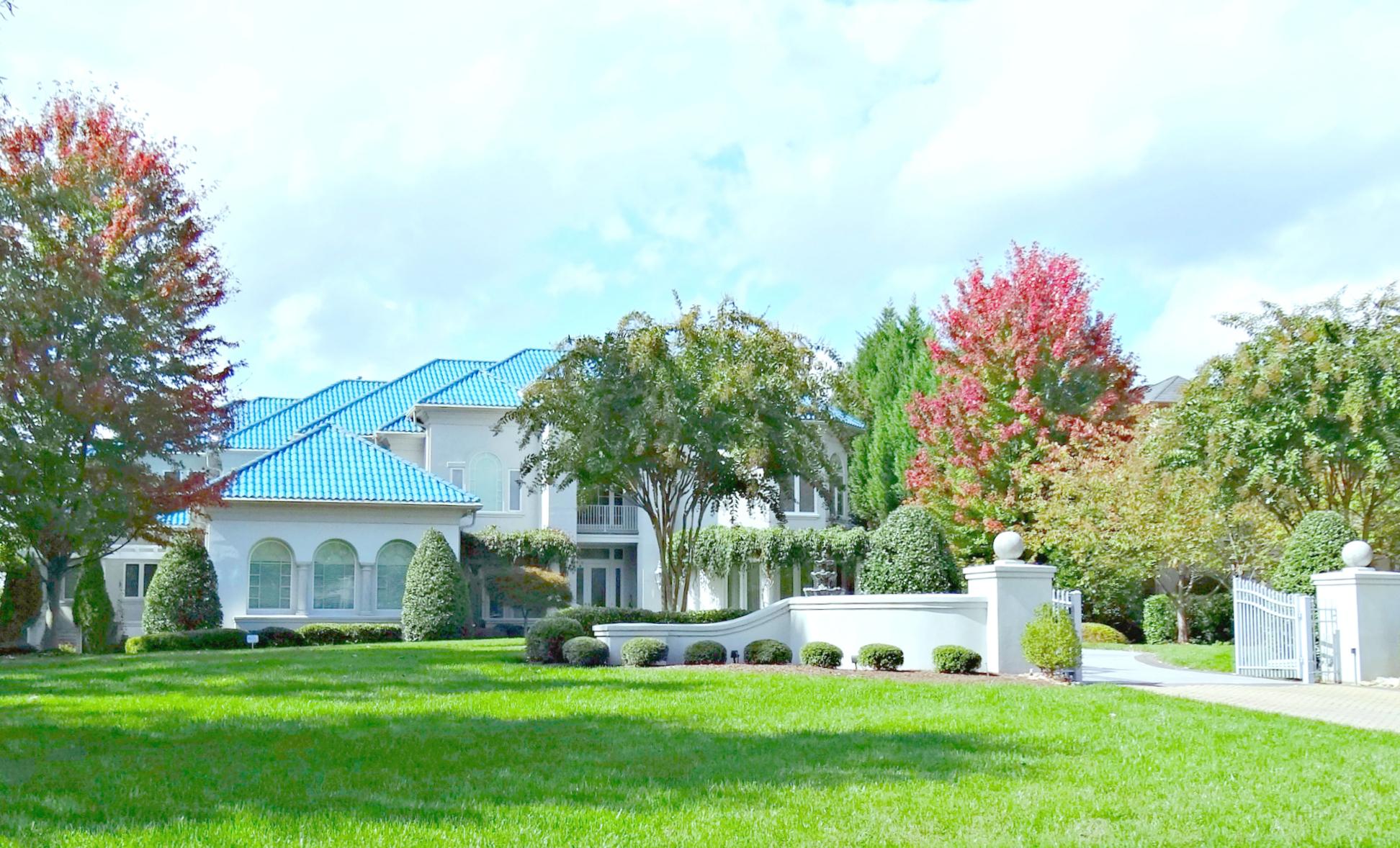 Cornelius NC Waterfront Home