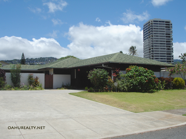 kahala homes in honolulu
