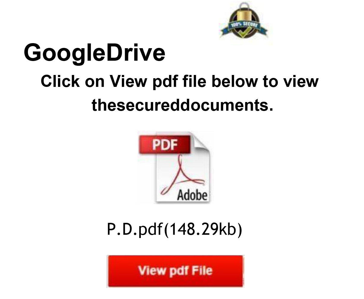 google drive fake message