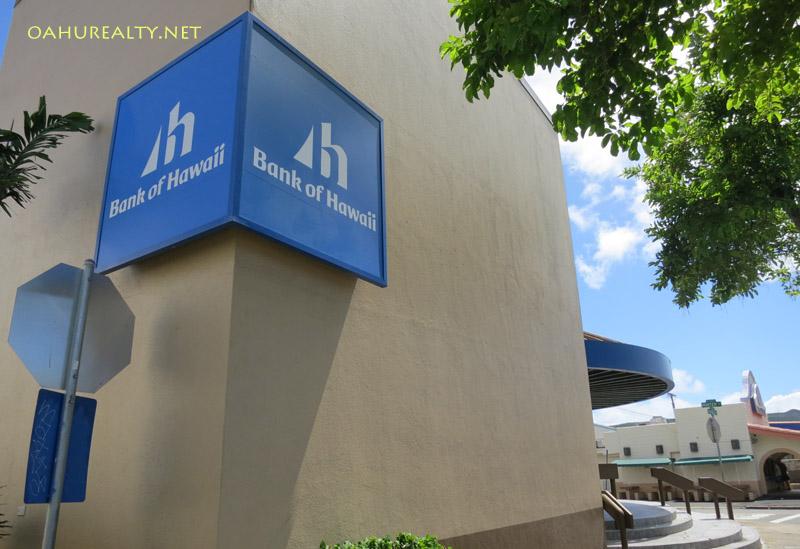bank of hawaii kapahulu branch