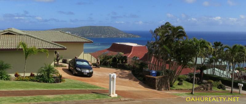 hawaii loa ridge koko head view